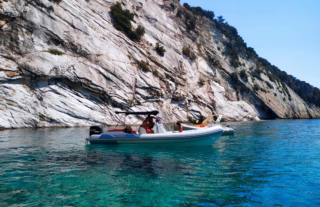 rental boat meganisi