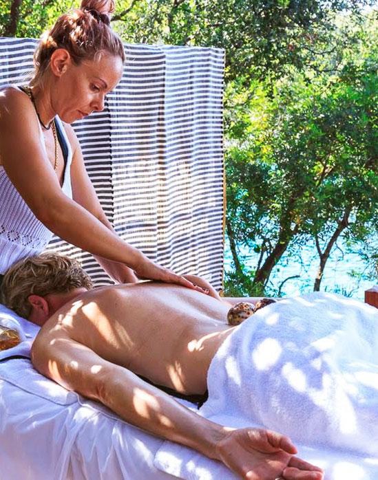 yoga massage meganissi greece