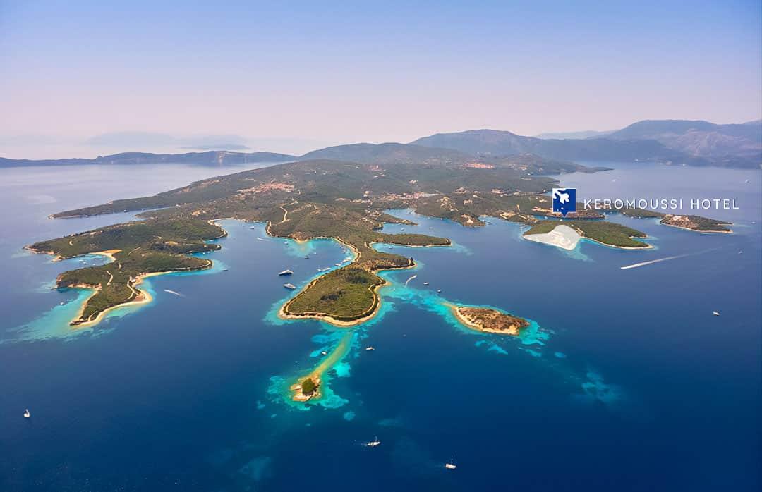 meganisi island greece